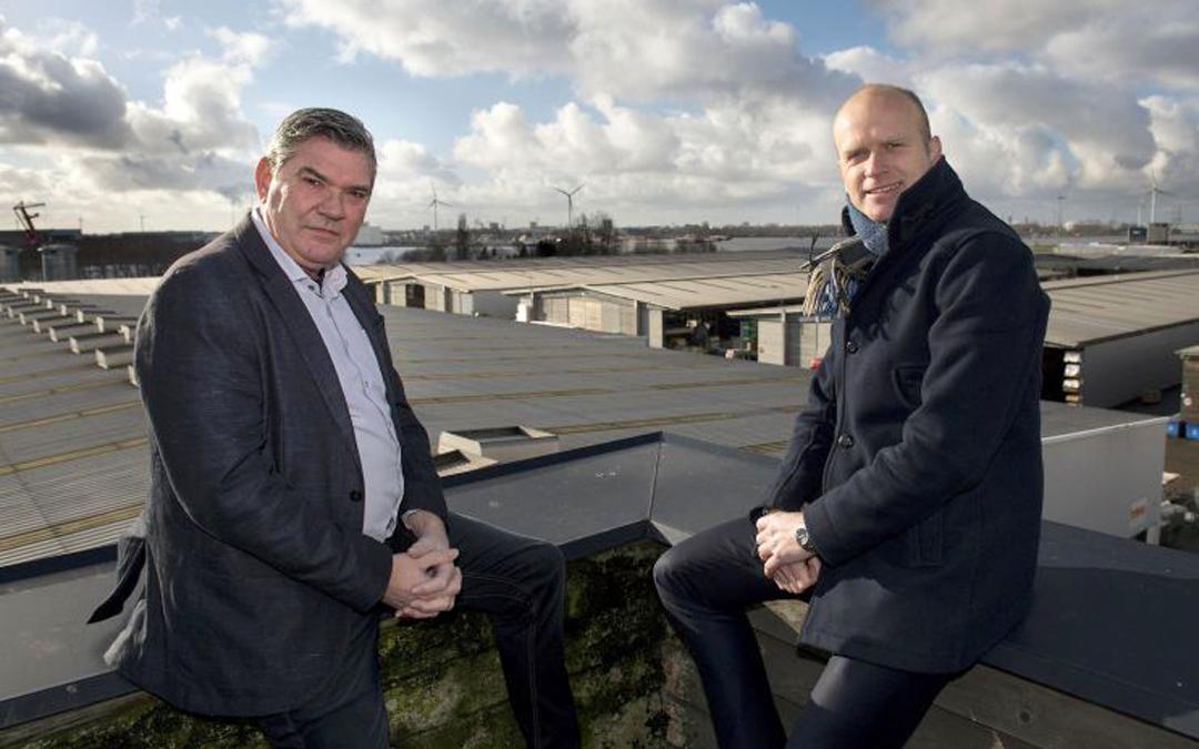 Devcon legt zonne-energie op alle daken bij PontMeyer