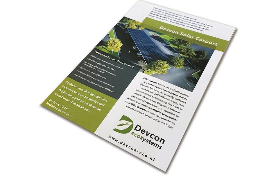 Brochures zonne-energie
