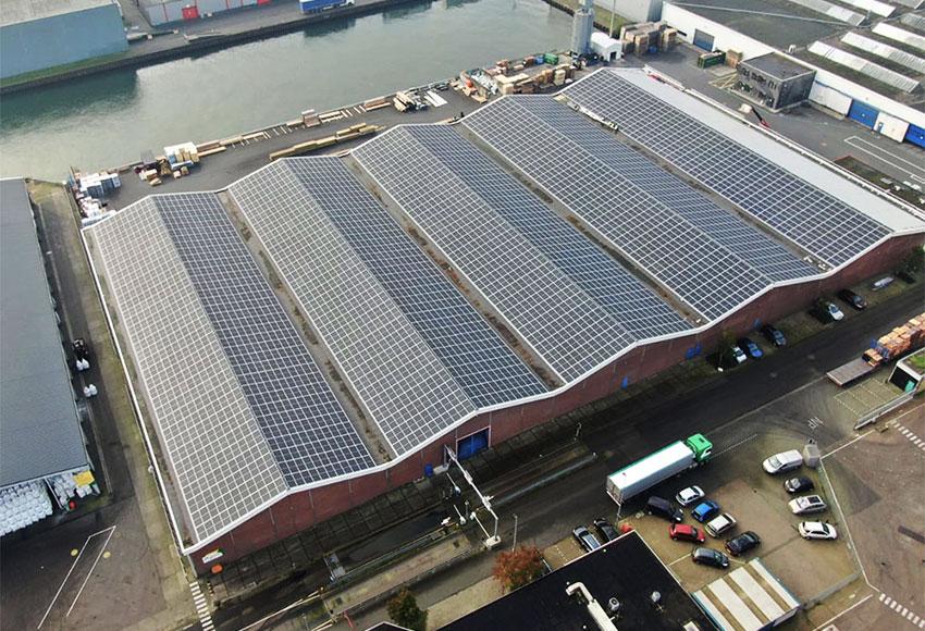 zonne-energieproject Jongeneel