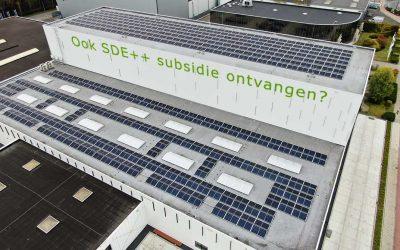 SDE++ subsidie 2021