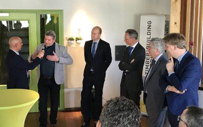Zonne-energieproject PontMeyer (TABS Holland) in gebruik gesteld
