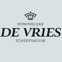 De Vries Scheepsbouw logo