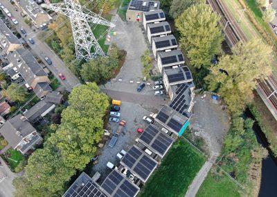 BedrijvigeBij locatie 'Groene Bark' – Zaandam