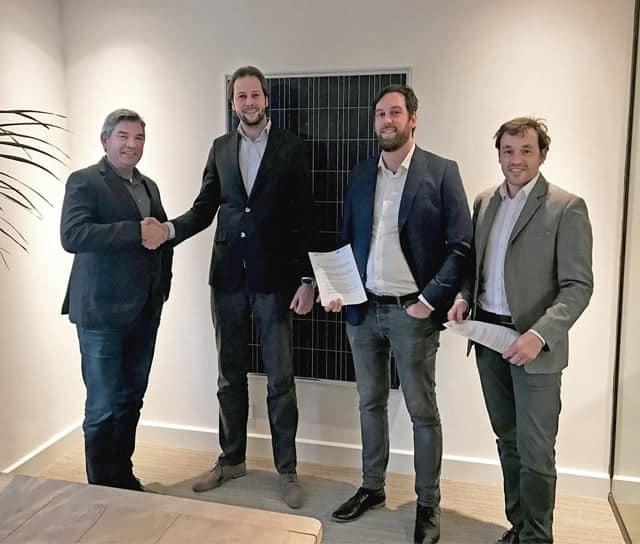 Samenwerking met Sunrock Investments