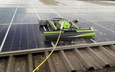 Beheer en onderhoud van zonnepanelen