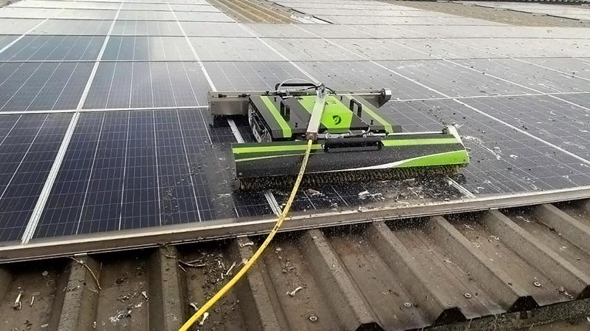 Beheer en onderhoud zonnepanelen