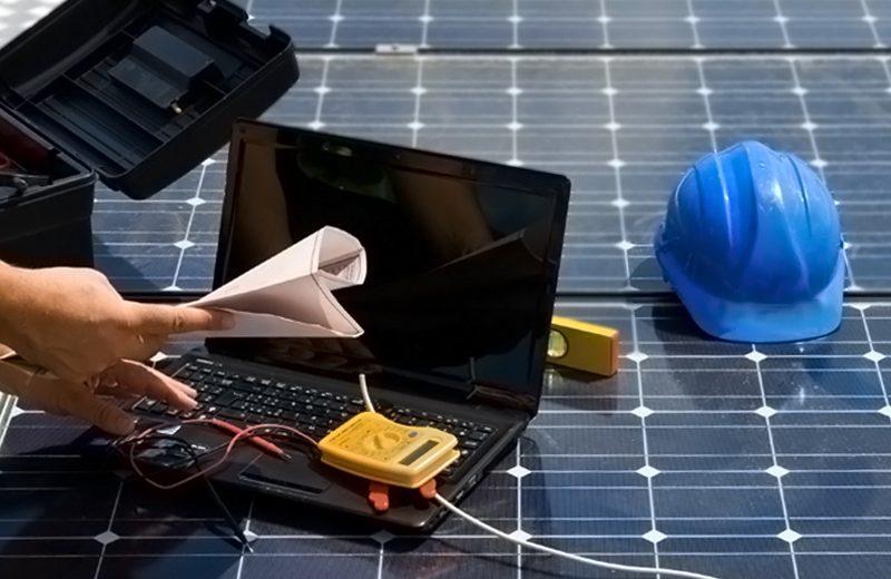 beheer en onderhoud zonne-energiesysteem