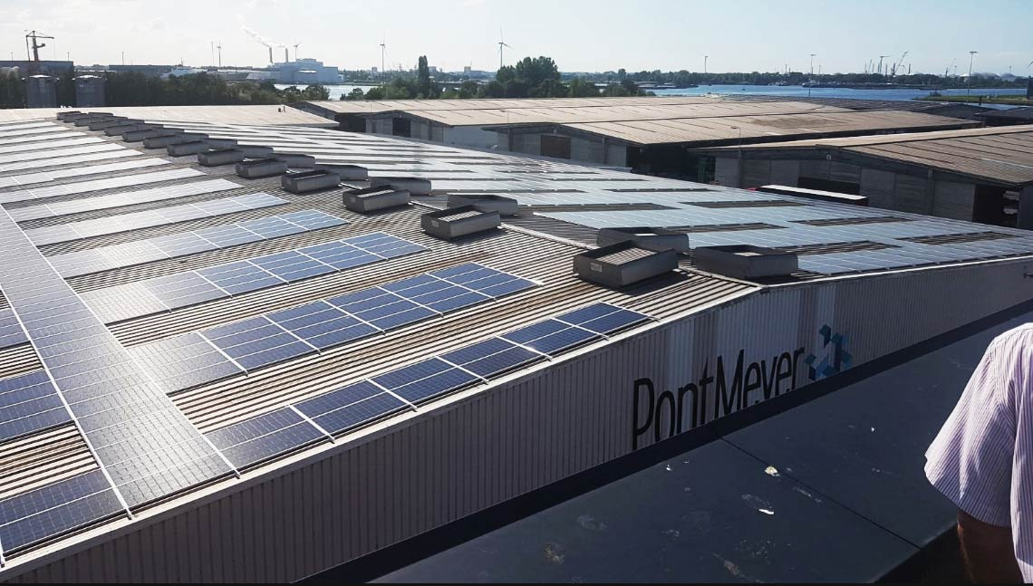 Projectontwikkeling zonne-energie