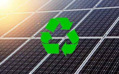 De mogelijkheden van recycling van zonnepanelen